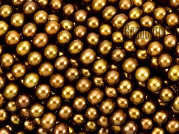 7.5-8mm Bronze Potato Fresh Water Pearl