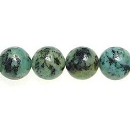 African Turquoise Semi Precious Beads