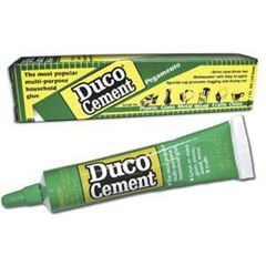 Duco Cement Clear Glue Tube