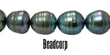 10-12mm Peacock Fresh Water Pearls 15