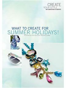 Swarovski - What To Create For Summer Holidays - book