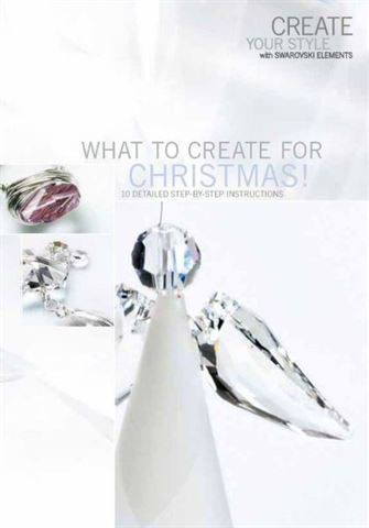 Swarovski - What To Create For Christmas - Book