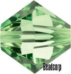 Swarovski 5301 / 5328 Bicone Beads - Peridot