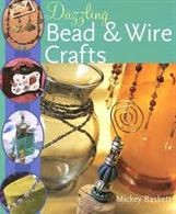 Clearance -- Dazzling Bead & Wire Crafts Book