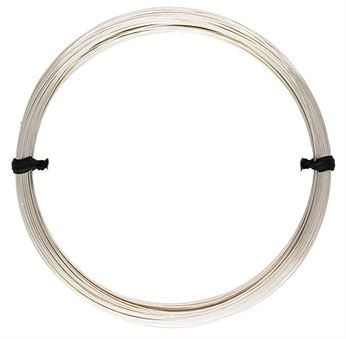 Silver Round Wire 26 gauge soft - 1 oz.