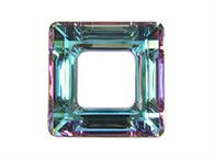 20mm Swarovksi Crystal Square Frame Vitrail Light