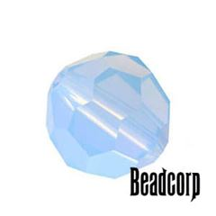Swarovski 5000 Round Crystal Beads - Air Blue Opal