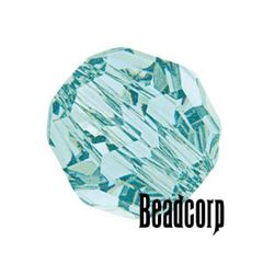 Swarovski 5000 Round Crystal Beads - Light Turquoise