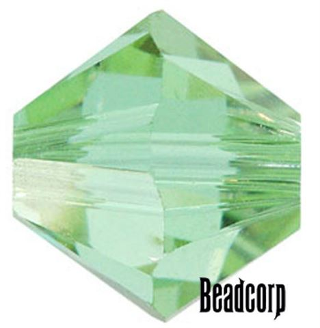 Swarovski 5301 / 5328 Bicone Beads - Cantaloupe-(Color Changing)