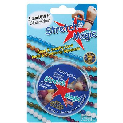 .5mm Stretch Magic Beading Cord 10 meters (32 feet)