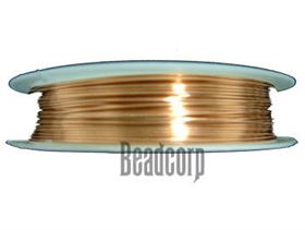 .03mm Copper Economy Craft Wire 28ga. (25 meters)
