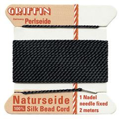 Griffin Silk Beading Cord 6.5 feet