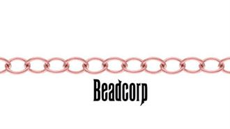 2.67mm Rose Gold Filled Cable Chain 14/20kt. (Sold Per Foot)