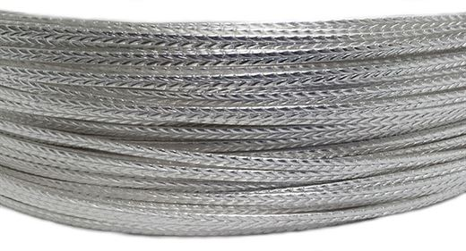 Silver Filled Wheat Pattern Wire - 1oz.
