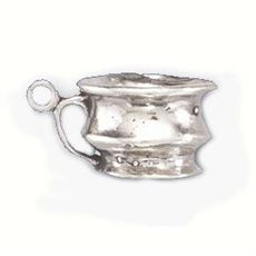 Sterling Silver Cup Charm