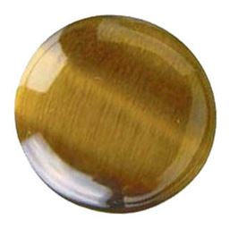 Round Tiger Eye Cabochons
