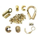 Gold Filled Crimp Beads Etc.