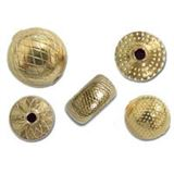 Gold Filled Precision Cut Beads 14kt.