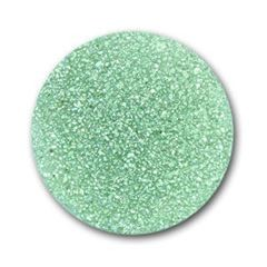 10mm Sea Foam Round Drusy Cabochons - 2 pcs.