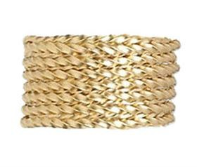 21 Gauge - Gold Filled Twisted Wire 1oz.